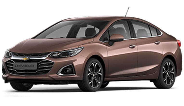 Nuevo Chevrolet Cruze 2020