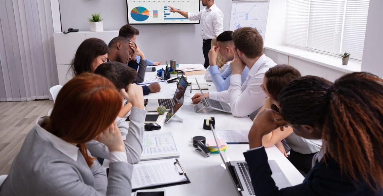 bigstock reunión de trabajo
