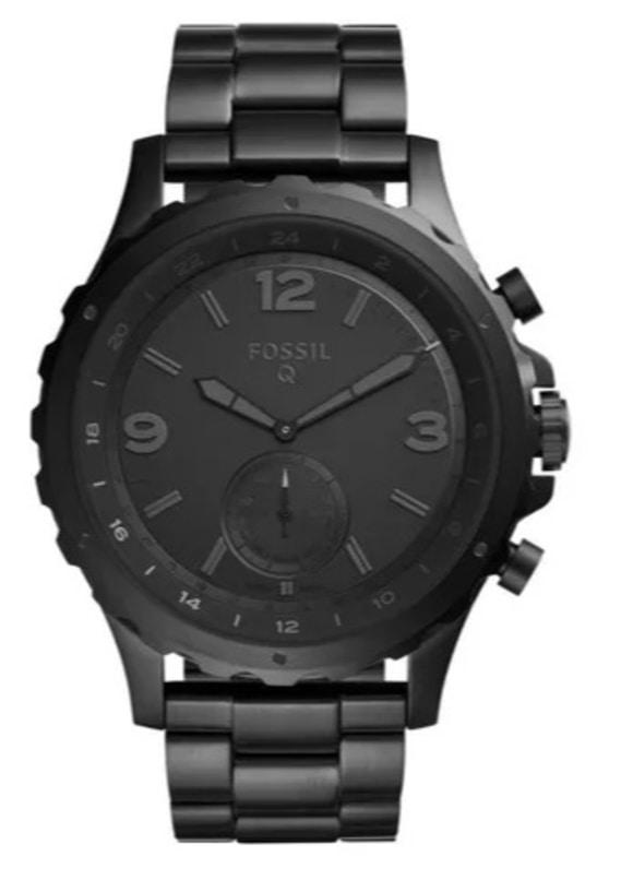 smartwatch clasico masculino