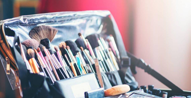 tipos de brochas para maquillaje