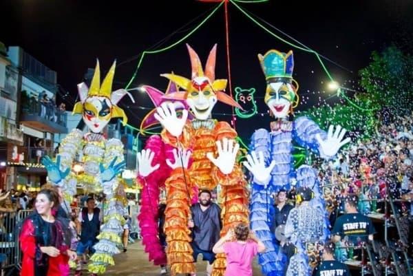 carnaval de Lincoln 2020