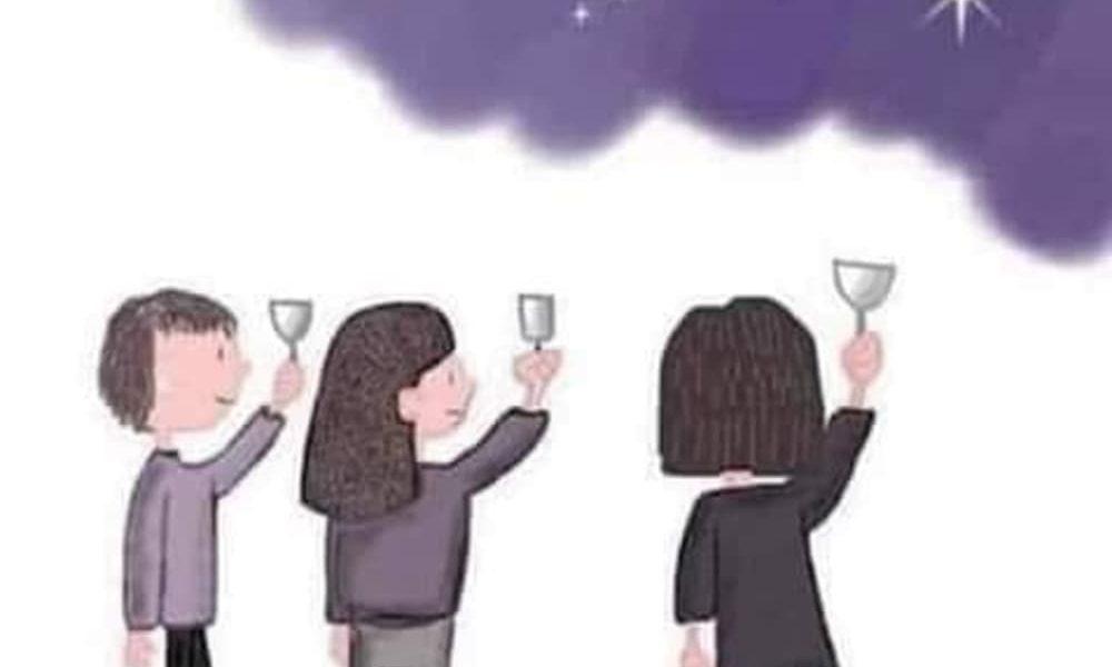 brindar a las estrellas