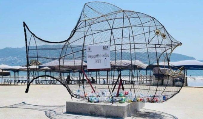 contaminacion en las playas