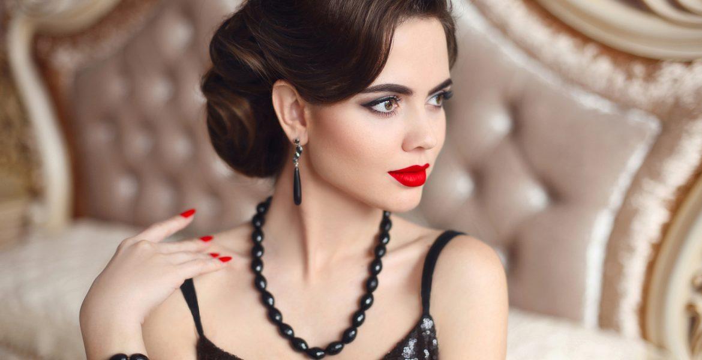 accesorios para vestido negro