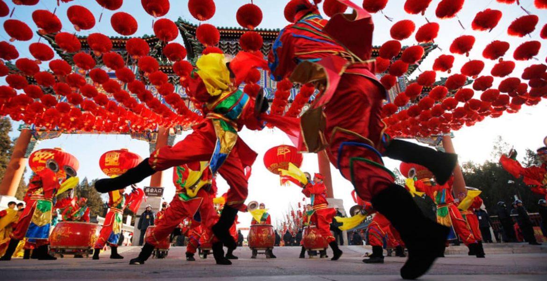 comunidad china nuevo año
