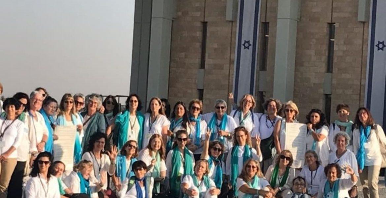 mujeres por la paz