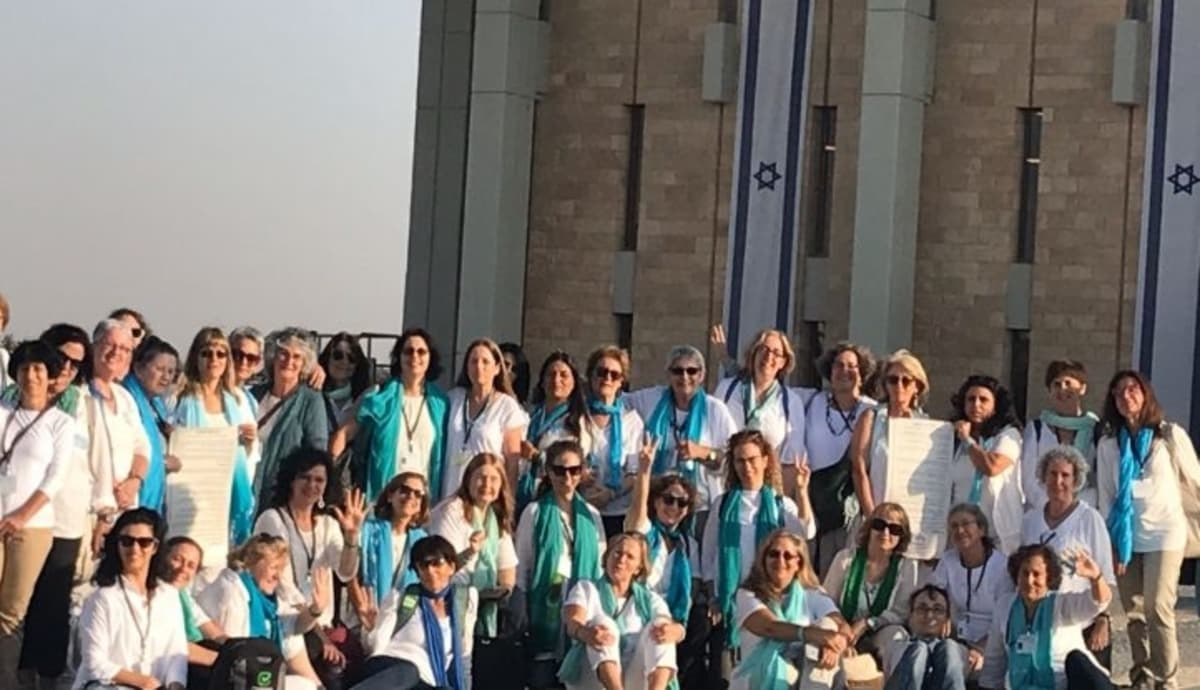Hermoso milagro en Israel: la paz de la mano de las mujeres