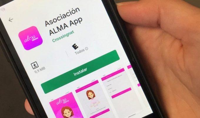Asociacion Alma App