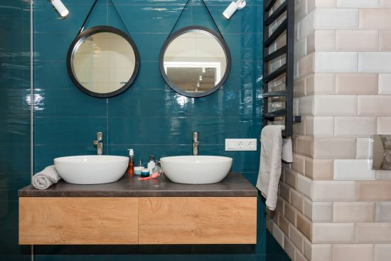 decoracion en baños pequeños