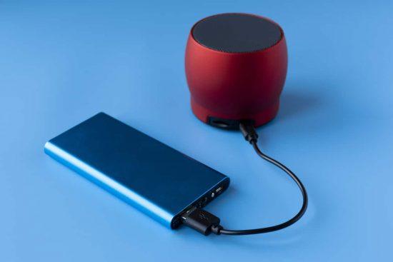 cargador portatil parlante
