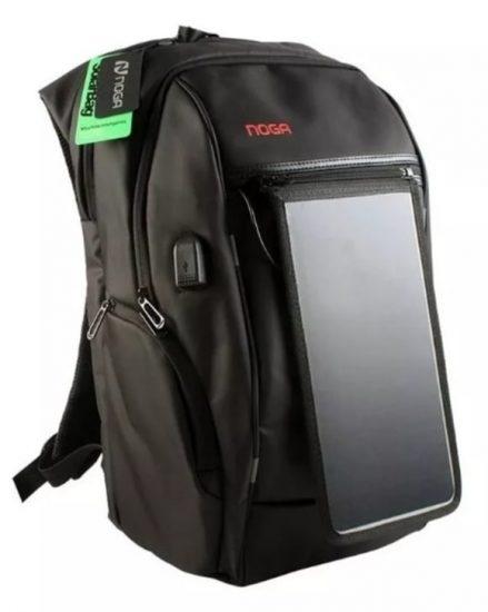 mochila cargador portatil