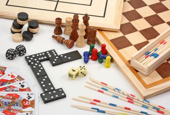 juegos en casa