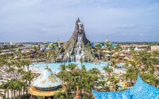 parque acuático de universal