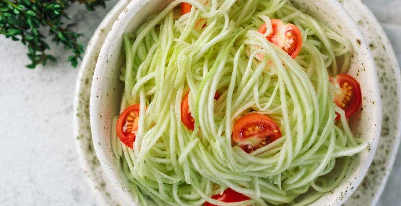 pastas vegetales