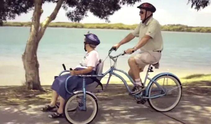 alzheimer bicicleta