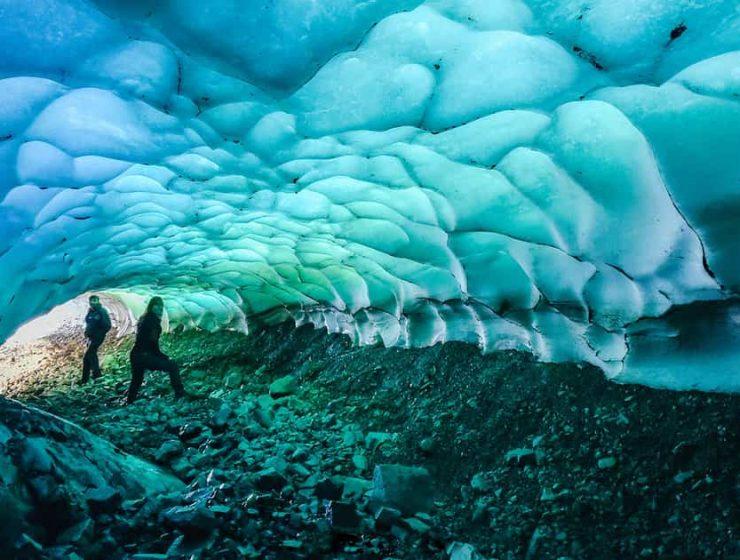 tuneles de hielo