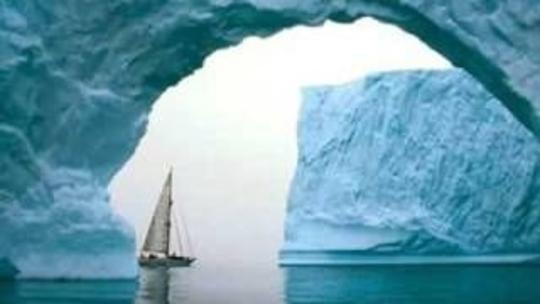 tunel de hielo