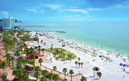 playas de tampa