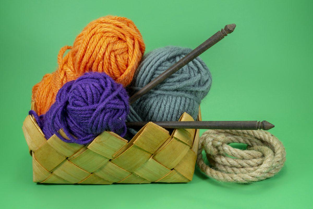 como aprender a tejer