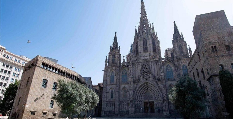 Barcelona vacia