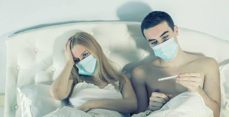 abstinencia de sexo temor al coronavirus