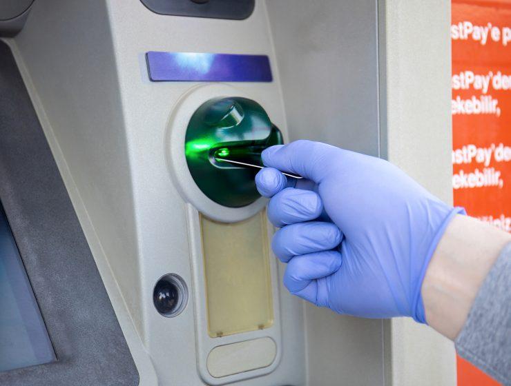 cajeros automaticos y coronavirus