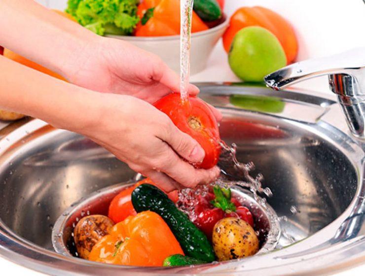 frutas y verduras 5 mitos