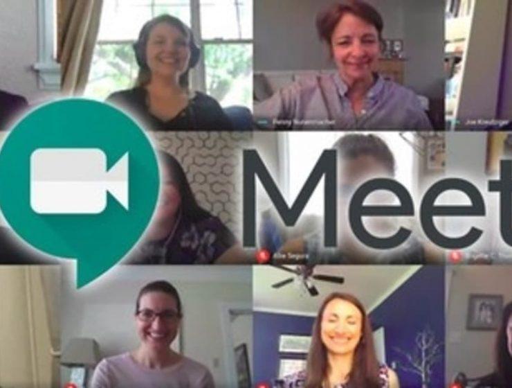videollamada google meet