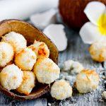 recetas con coco rallado