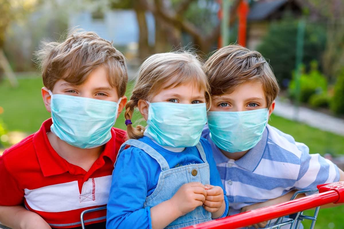 epidemias niños