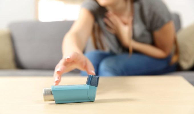 asma y coronavirus