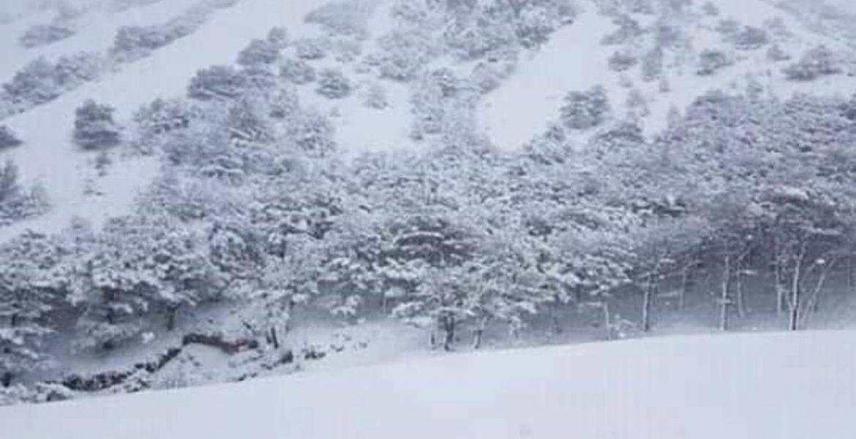 nevada en esquel