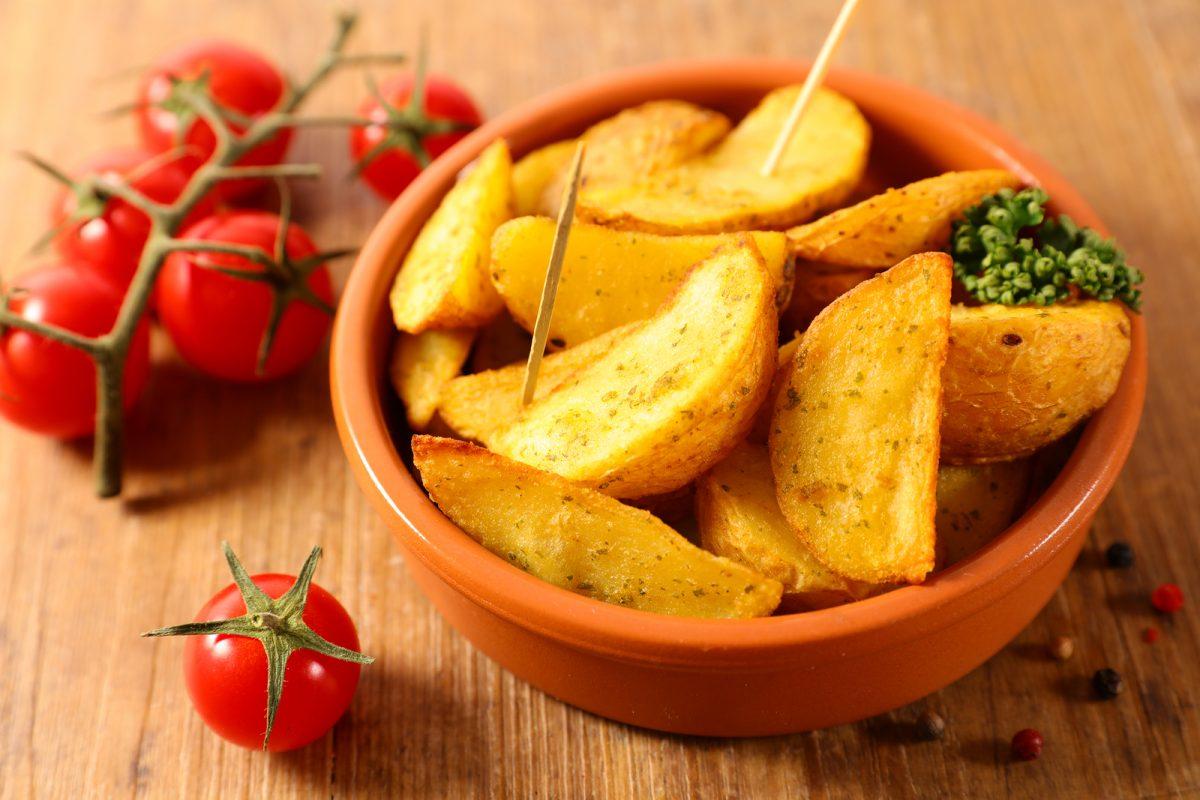 recetas con papas al horno