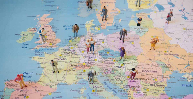 fronteras europeas