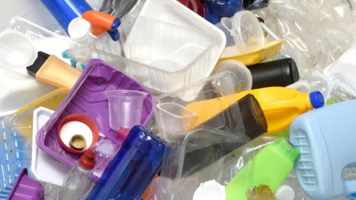 ideas para reducir el plastico de la casa
