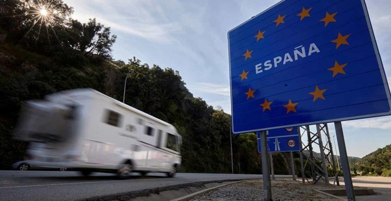 España reabrio fronteras
