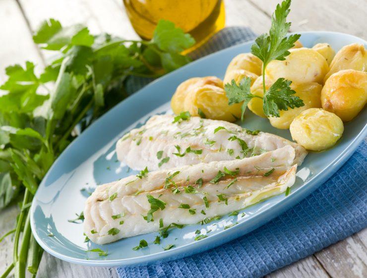 Recetas con filet de merluza