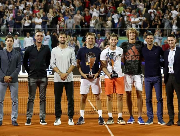 Novak Djokovic covid 19