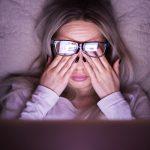 ejercicios para relajar los ojos