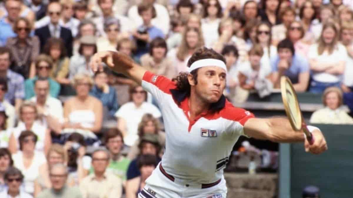 Guillermo Vilas: reconocimiento para un grande del deporte blanco ...