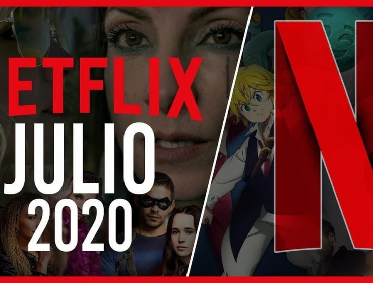 netflix julio 2020