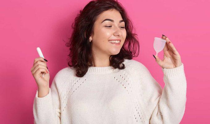 que es la copa menstrual y como se usa