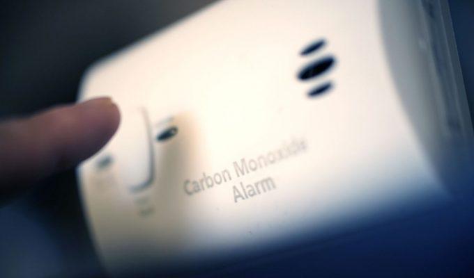 monóxido de carbono detectores