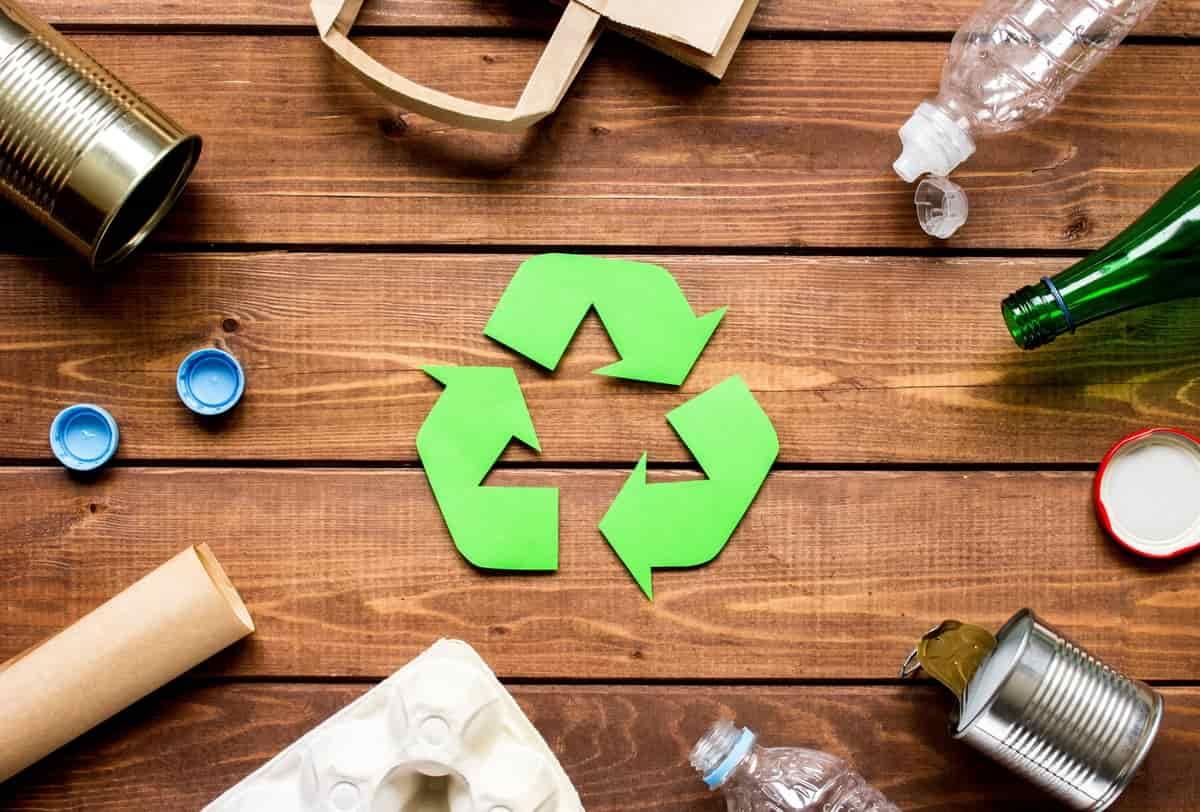 manualidades con reciclaje