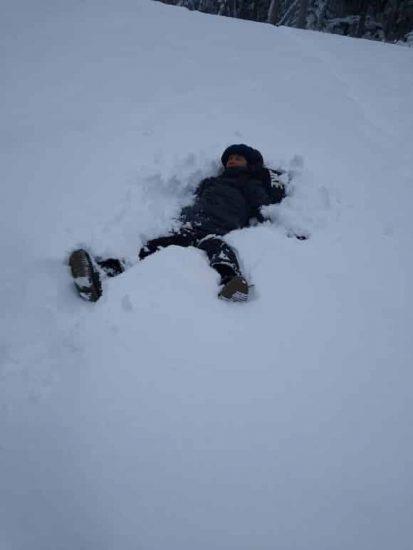 nieve esqui bariloche angostura
