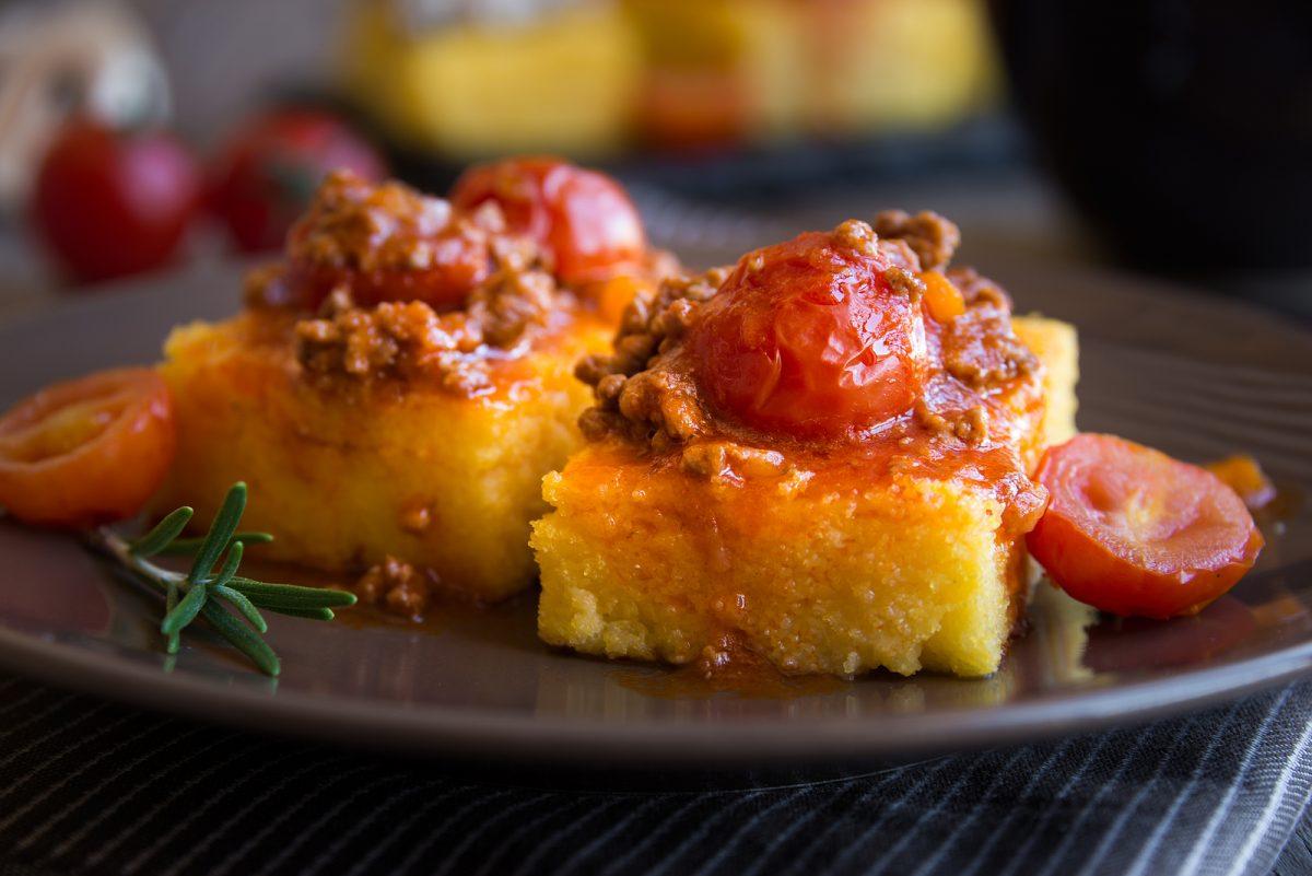 recetas con polenta