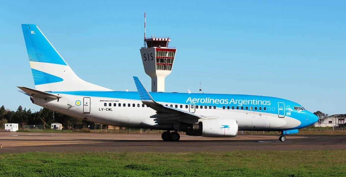 hot sale aerolineas argentinas