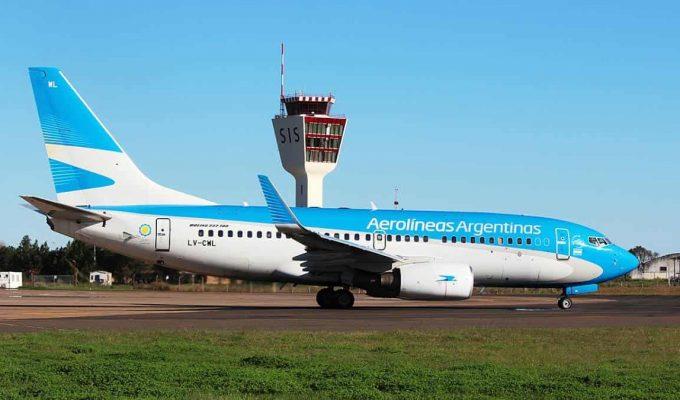 hot sale aerolineas argentinas