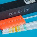 test para coronavirus caseros