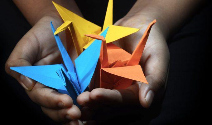 que es origami